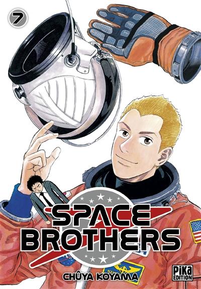 Space brothers. 7 | Chūya Koyama (1978-....). Auteur