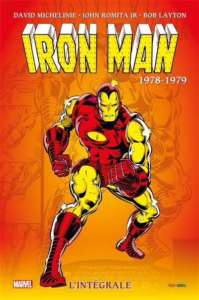 Iron Man : l'intégrale. Vol. 12. 1978-1979