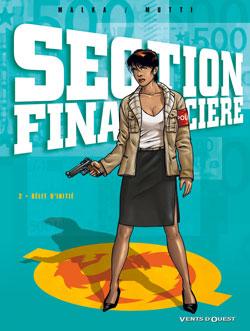 Section financière. Vol. 2. Délit d'initié