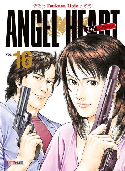 Angel heart : saison 1 : édition double. Vol. 16