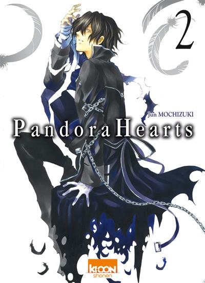 Pandora hearts. 2 | Jun Mochizuki. Auteur