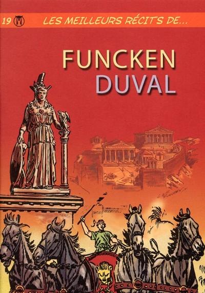 Les meilleurs récits de.... Vol. 19. Les meilleurs récits de Funcken, Duval