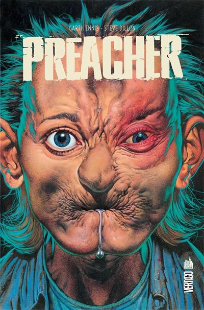 Preacher. Livre VI / scénario, Garth Ennis | Ennis, Garth (1970-....). Scénariste