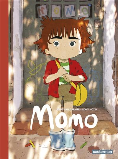 Momo | Jonathan Garnier, Auteur