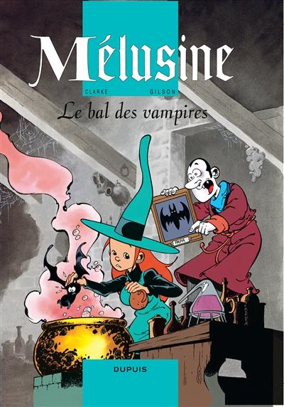 bal des vampires (Le) | Clarke (1965-....). Illustrateur