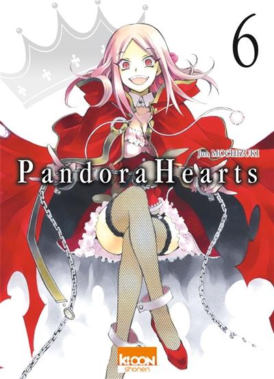 Pandora hearts. 6 | Jun Mochizuki. Auteur