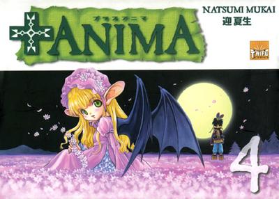 + Anima. 4 / Natsumi Mukai   Mukai, Natsumi. Auteur