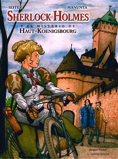 Sherlock Holmes. Vol. 1. Sherlock Holmes y el misterio de Haut-Koenigsbourg
