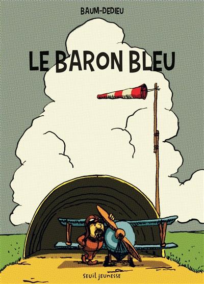 baron bleu (Le) | Baum, Gilles. Auteur