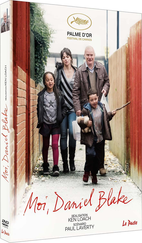 Moi, Daniel Blake / Film de Ken Loach | Loach, Ken. Metteur en scène ou réalisateur