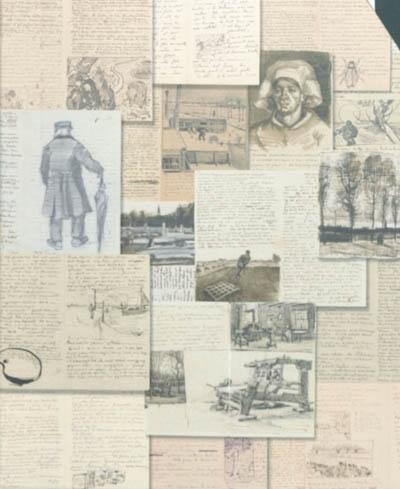 Vincent Van Gogh : les lettres : édition critique complète illustrée