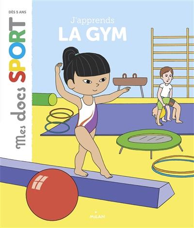 J'apprends la gym | Emmanuelle Ousset, Auteur