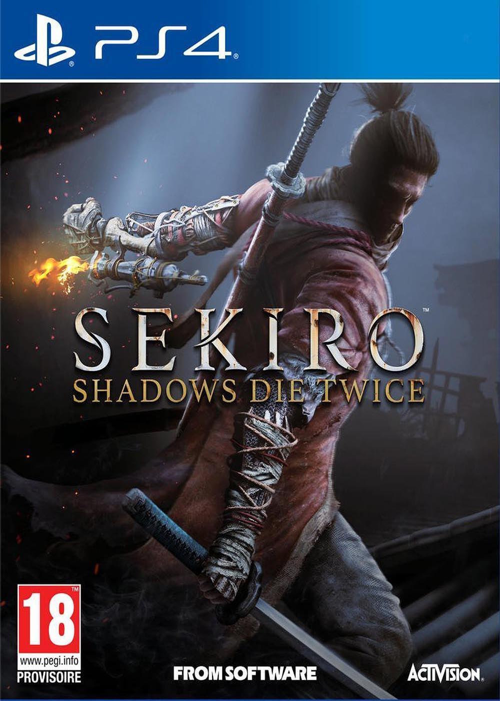 SEKIRO : Shadows die twice |