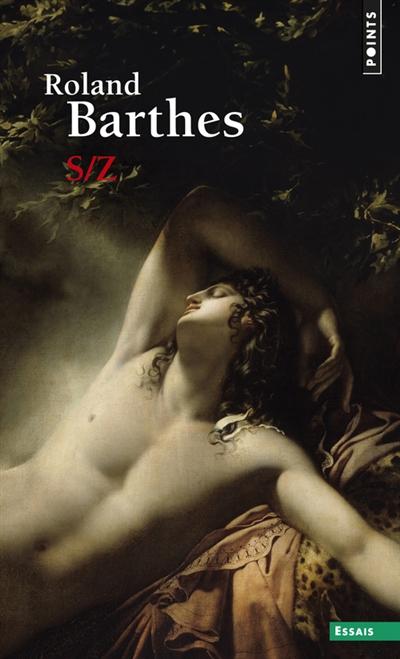 S, Z   Barthes, Roland (1915-1980)