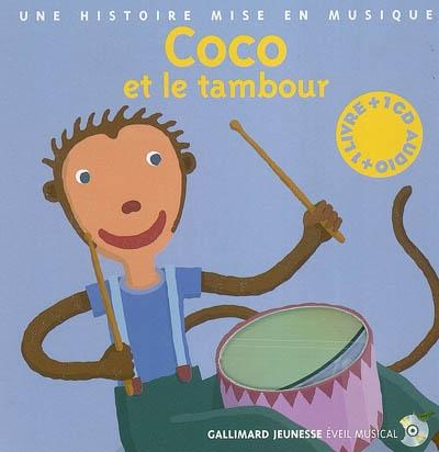 Coco et le tambour   Du Bouchet, Paule (1951-....). Auteur