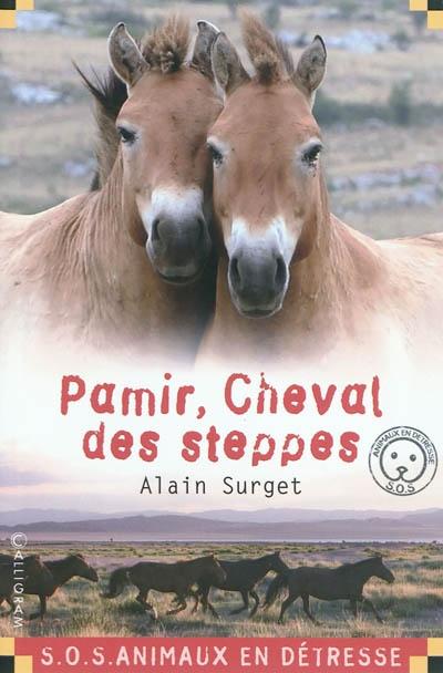 Pamir, cheval des steppes