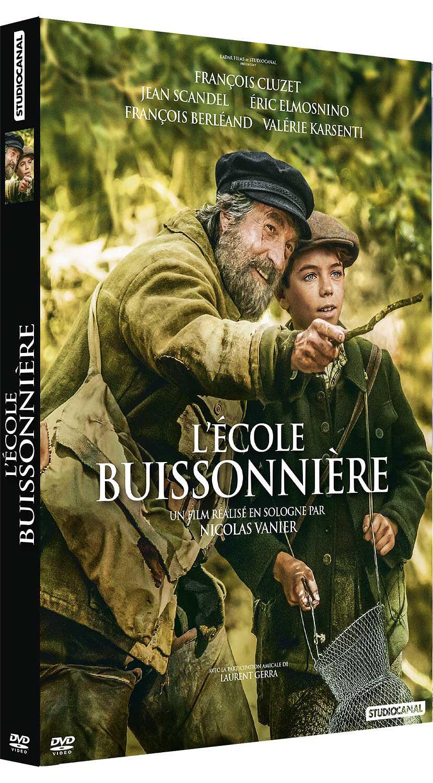 L' Ecole buissonnière / Film de Nicolas Vanier | Vanier, Nicolas. Metteur en scène ou réalisateur. Scénariste