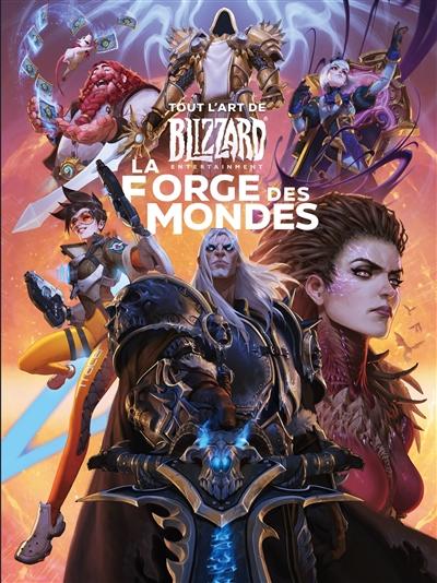 Tout l'art de Blizzard : 30e anniversaire