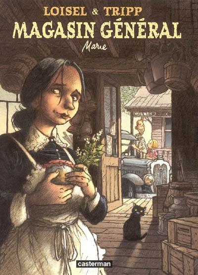 Marie   Loisel, Régis (1951-....). Auteur