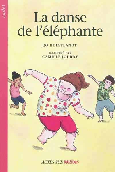 danse de l'éléphante (La)   Hoestlandt, Jo. Auteur