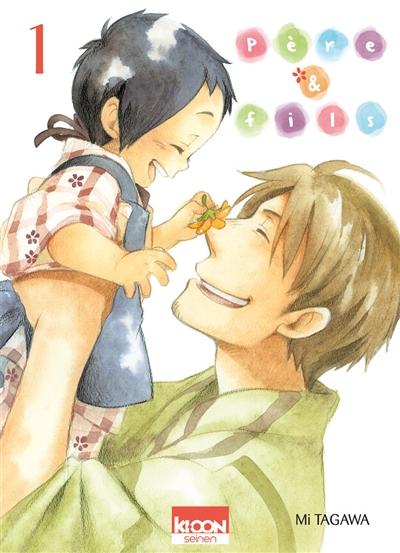 Père & fils. 1   Tagawa, Mi. Auteur