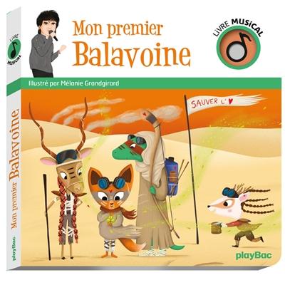 Mon premier Balavoine