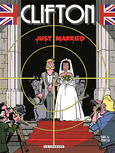 Clifton. Vol. 23. Just married