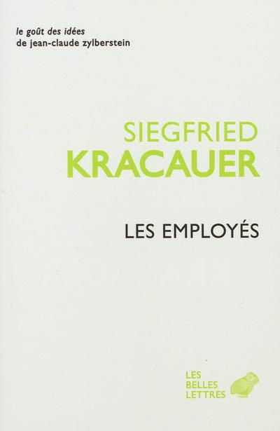 Les employés : aperçus de l'Allemagne nouvelle (1929)