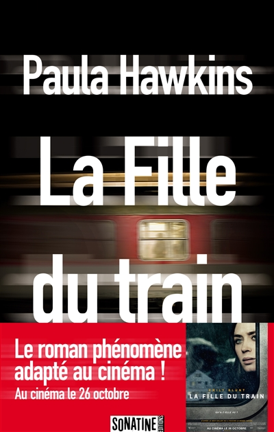La fille du train | Hawkins, Paula. Auteur