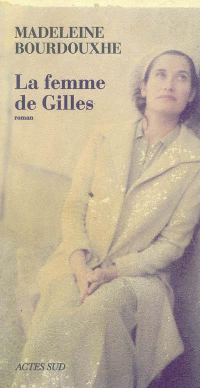 Femme de Gilles (La) | Bourdouxhe, Madeleine