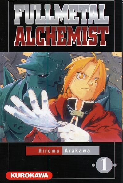 Fullmetal alchemist. 1 | Arakawa, Hiromu. Auteur