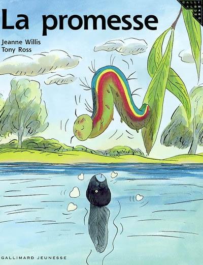 La promesse / Jeanne Willis | Willis, Jeanne (1959-....). Auteur