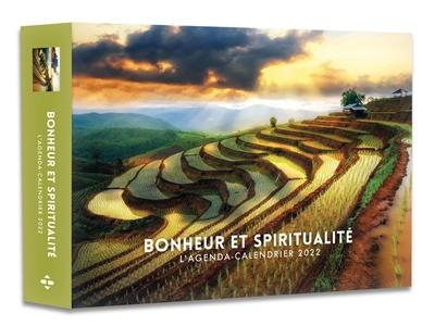Bonheur et spiritualité : l'agenda-calendrier 2022