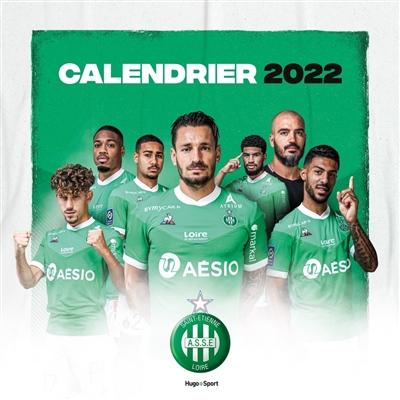 Calendrier 2022 ASSE