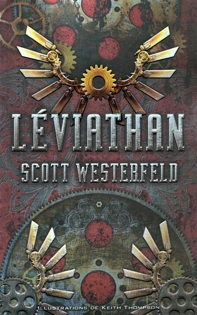 Leviathan. 1 / Scott Westerfeld   Westerfeld, Scott. Auteur