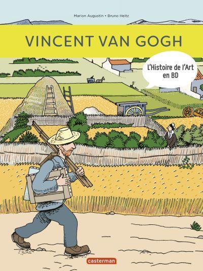 L'histoire de l'art en BD. Vincent Van Gogh