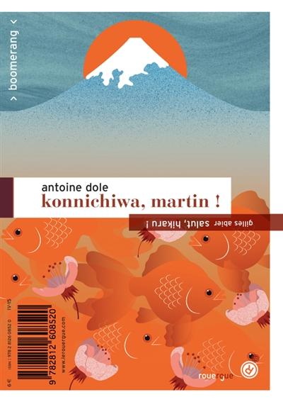 Salut, Hikaru ! / Gilles Abier | Abier, Gilles (1970-....). Auteur