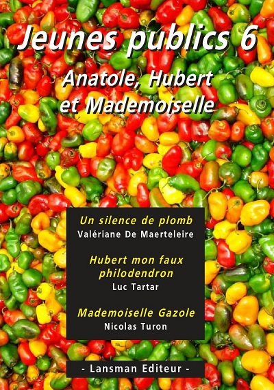Jeunes publics. Vol. 6. Anatole, Hubert et Mademoiselle