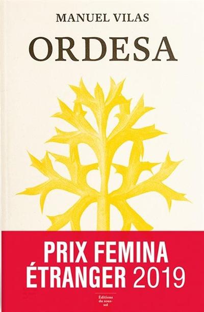 Ordesa / Manuel Vilas | Vilas, Manuel (1962-....). Auteur