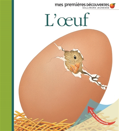 L' oeuf / illustrations de René Mettler | Mettler, René (1942-....). Illustrateur