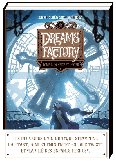 Coffret Dreams factory