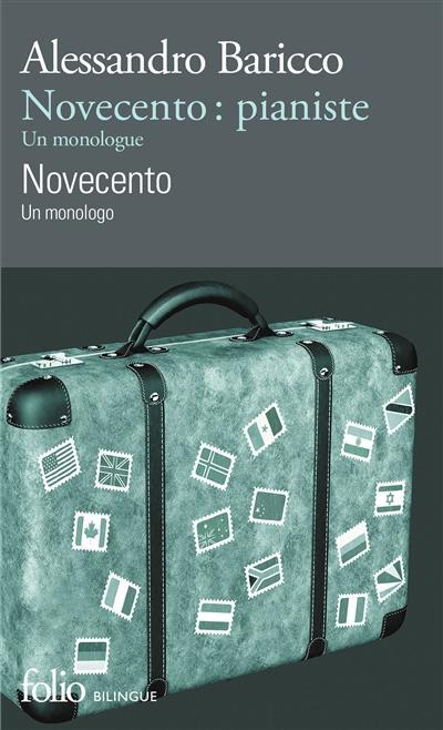 Novecento : un monologo / Alessandro Baricco | Baricco, Alessandro (1958-....). Auteur