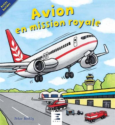 Avion en mission royale