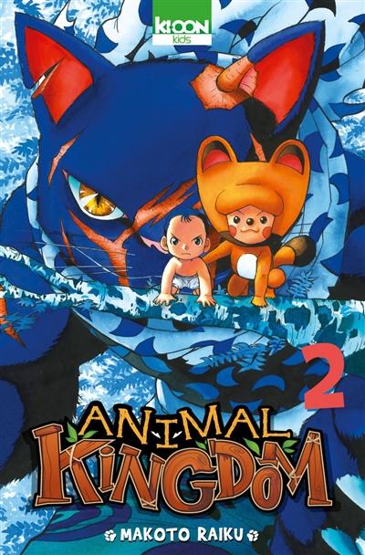 Animal kingdom. 2 / Makoto Raiku | Raiku, Makoto (1974-....). Auteur