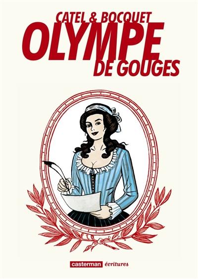 Olympe de Gouges / dessin, Catel Muller   Muller, Cathy (1964-....). Auteur