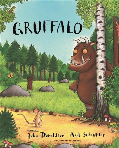 Gruffalo   Donaldson, Julia (1948-....). Auteur