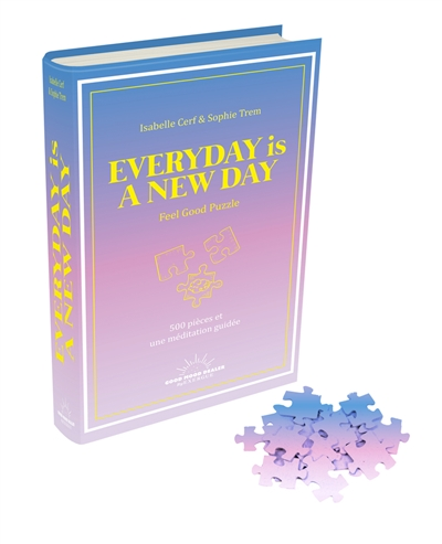 Fell good puzzle : everyday is a new day