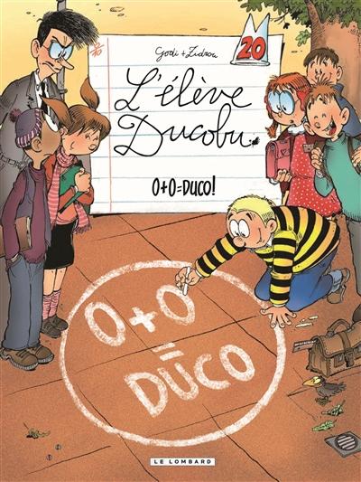 0 + 0 = Duco ! / Zidrou   Zidrou (1962-....)