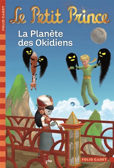 La planète des Okidiens / adaptation de Fabrice Colin | Colin, Fabrice (1972-....). Auteur