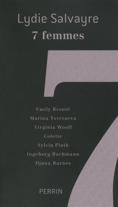 7 femmes / Lydie Salvayre | SALVAYRE, Lydie. Auteur